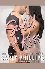 Sealed With A Kiss - Audiobook Download