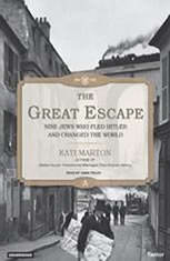 The Great Escape: Nine Jews Who Fled Hitler and Changed the World - Audiobook Download