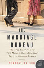 The Marriage Bureau: True Stories of 1940s London Match-Makers - Audiobook Download