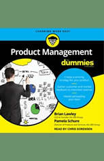 Product Management For Dummies - Audiobook Download