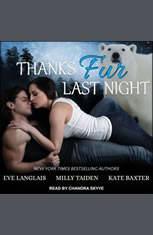 Thanks Fur Last Night - Audiobook Download