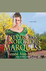 Never Kiss a Notorious Marquess - Audiobook Download