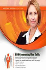 CEO Communication Skills: Verbal Skills to Inspire Passion - Audiobook Download