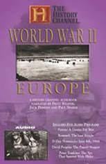 World War II: Europe: A History Channel Audiobook - Audiobook Download