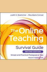 The Online Teaching Survival Guide: Simple and Practical Pedagogical Tips 2nd Edition - Audiobook Download