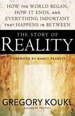 The Story of Reality: How the World Began How It Ends and Everything Important that Happens in Between - Audiobook Download
