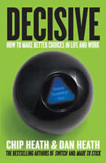 Decisive: How to Make Better Choices in Life and Work - Audiobook Download