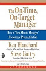 The On-Time On-Target Manager - Audiobook Download