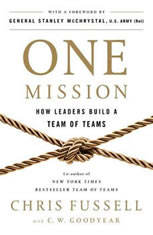 One Mission: How Leaders Build a Team of Teams - Audiobook Download
