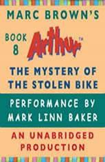 The Mystery of the Stolen Bike: A Marc Brown Arthur Chapter Book #8 - Audiobook Download