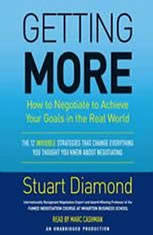 Getting More: How You Can Negotiate to Succeed in Work and Life - Audiobook Download