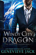 Windy City Dragon - Audiobook Download
