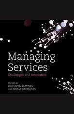 Managing Services: Challenges and Innovation - Audiobook Download