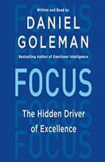 Focus: The Hidden Driver of Excellence - Audiobook Download