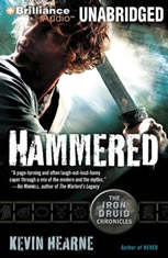 Hammered: The Iron Druid Chronicles - Audiobook Download