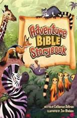 Adventure Bible Storybook - Audiobook Download