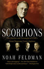 Scorpions: The Battles and Triumphs of FDRs Great Supreme Court Justices - Audiobook Download