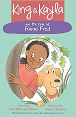 King & Kayla and the Case of Found Fred - Audiobook Download