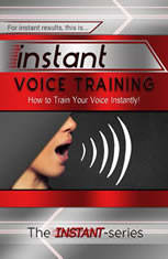 Instant Voice Training - Audiobook Download