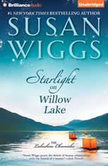 Starlight on Willow Lake - Audiobook Download