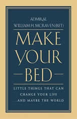 Make Your Bed: Little Things That Can Change Your Life...And Maybe the World - Audiobook Download