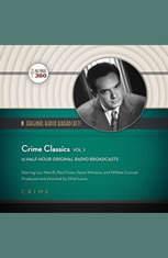 Crime Classics Vol. 1 - Audiobook Download