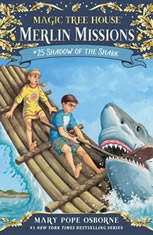 Magic Tree House #53: Shadow of the Shark - Audiobook Download