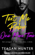 Text Me Baby One More Time - Audiobook Download