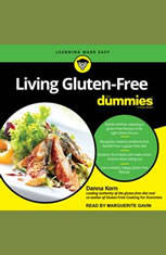 Living Gluten-Free For Dummies: 2nd Edition - Audiobook Download
