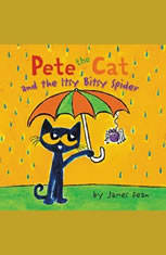 Pete the Cat and the Itsy Bitsy Spider - Audiobook Download