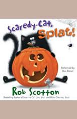 Scaredy-Cat Splat! - Audiobook Download