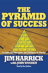 The Pyramid of Success: Championship Philosophies and Techniques on Winning - Audiobook Download