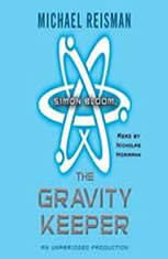 Simon Bloom the Gravity Keeper - Audiobook Download
