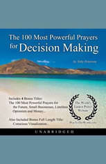 The 100 Most Powerful Prayers for Decision Making - Audiobook Download