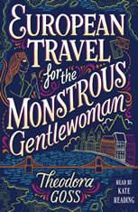 European Travel for the Monstrous Gentlewoman - Audiobook Download