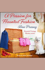 A Passion for Haunted Fashion - Audiobook Download