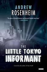 The Little Tokyo Informant - Audiobook Download