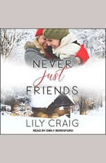 Never Just Friends - Audiobook Download