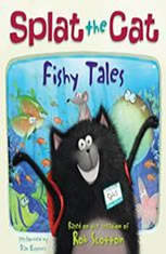 Splat the Cat: Fishy Tales - Audiobook Download