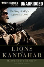 Lions of Kandahar: The Story of a Fight Against All Odds - Audiobook Download