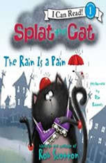 Splat the Cat: The Rain Is a Pain - Audiobook Download