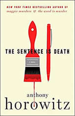 The Sentence is Death: A Novel - Audiobook Download