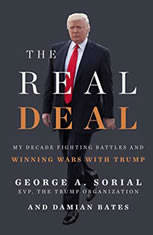 The Real Deal: My Decade Fighting Battles and Winning Wars with Trump - Audiobook Download
