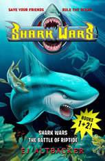 Shark Wars 1 & 2 - Audiobook Download