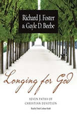 Longing for God: Seven Paths of Christian Devotion - Audiobook Download