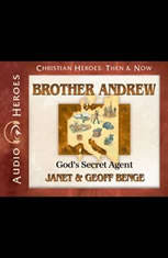 Brother Andrew: Gods Secret Agent - Audiobook Download