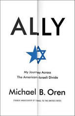 Ally: My Journey Across the American-Israeli Divide - Audiobook Download