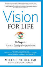Vision for Life Revised Edition: Ten Steps to Natural Eyesight Improvement - Audiobook Download