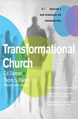 Transformational Church: Creating a New Scorecard for Congregations - Audiobook Download