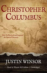 Christopher Columbus: And How He Received and Imparted the Spirit of Discovery - Audiobook Download